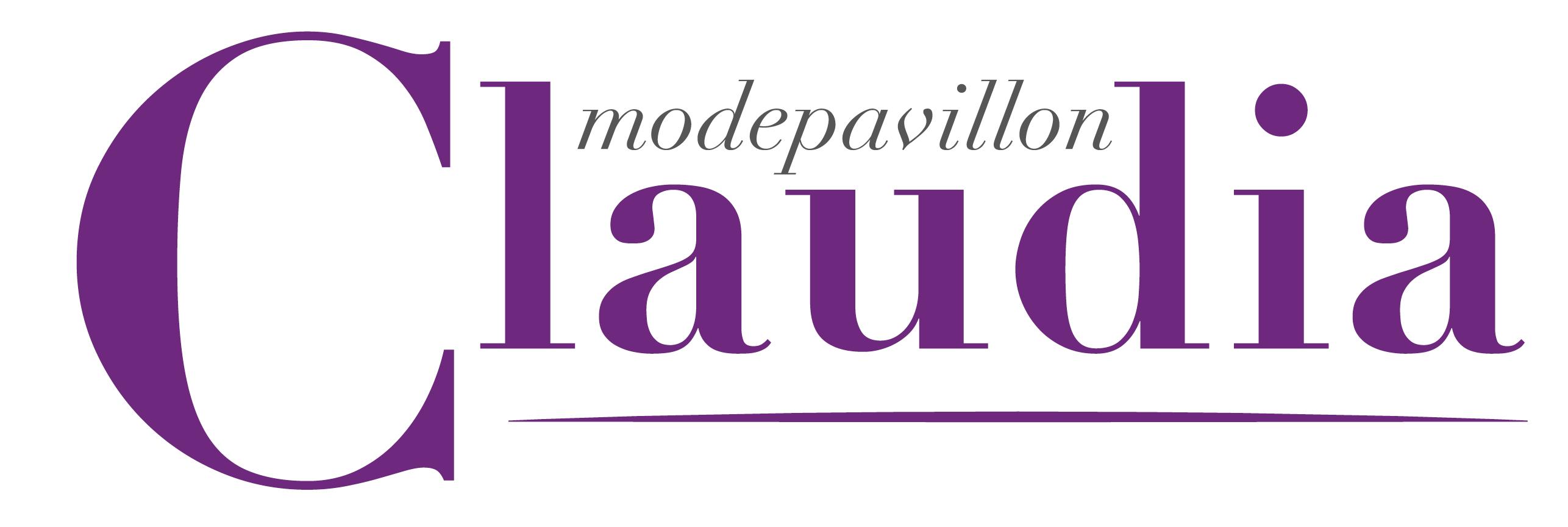 Modepavillon Claudia Logo